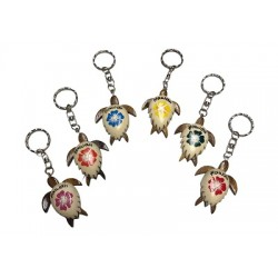 Hawaii Turtle Key Chains