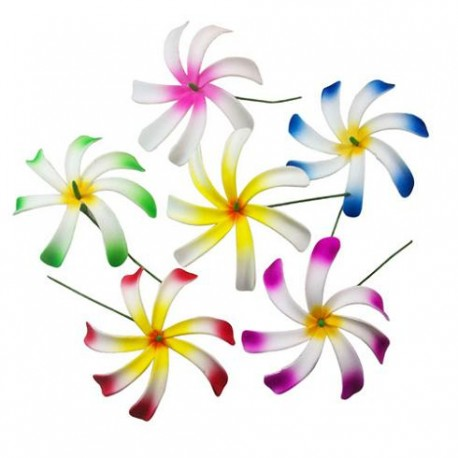 Tiare Flower Hair Stick