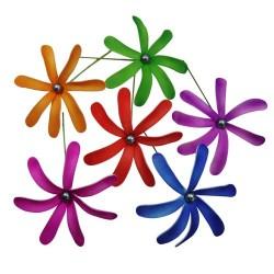 XL Solid ColorsTiare Flower Hair Stick