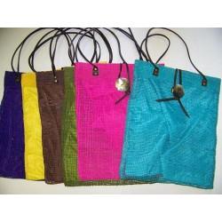 Organic fashion bag