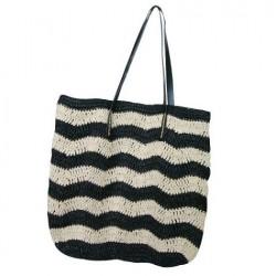 Chevron Pattern Summer Bag