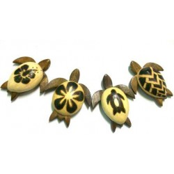 Turtle Pendant Magnet