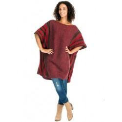 Women's Warm Sweater Poncho