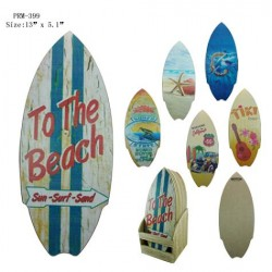 Surf Board Signs With Display