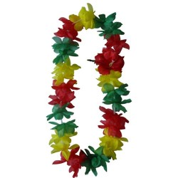 Rasta Color Lei