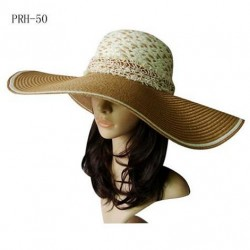 Khaki Floppy Beach Hat