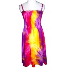 Tye Dye Beach Dress