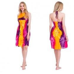 Tye Dye Beach Dress