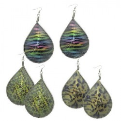 Animal Printed Earrings