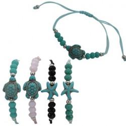 Turtle/Star Fish Bracelet