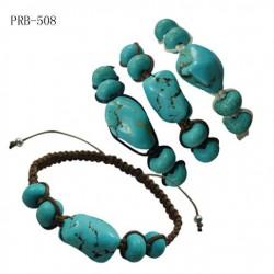 Turquoise Stones Bracelet