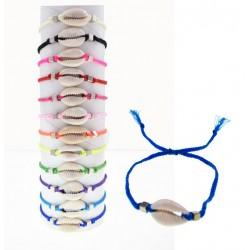 Cowrie Shell Tassel Bracelets