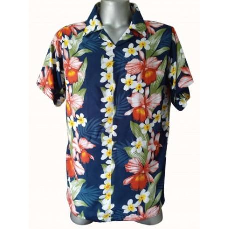 Mens Aloha Shirt XL