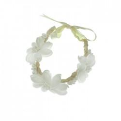 White Mongo Shell Bracelet/Anklet