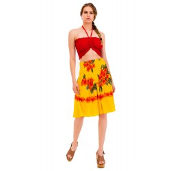 Hawaiian Short Skirt/Dress
