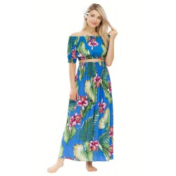 Long Skirt With Matching Top