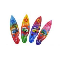Surf Board Magnet - California/Car Bite