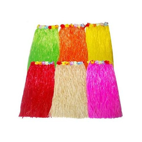Large Hula Grass Skirts