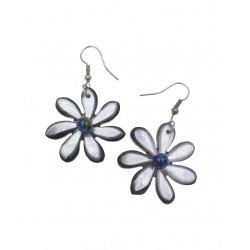 Tiare M.O.P Flower Shell Earrings