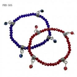 Eye ball Charm Bracelet