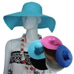 Ladies Floppy Beach Hat