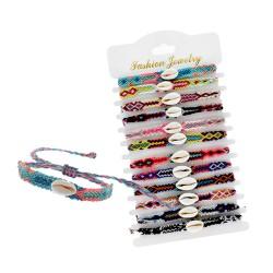 Cworie Shell Bracelet