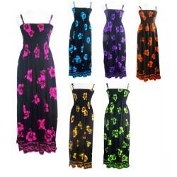 Hawaiian Long Dress