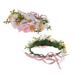Tropical Multi Flower Headband