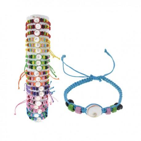 Shell Pendant Bracelet