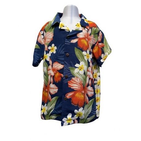 Boys Aloha Shirt L,XL