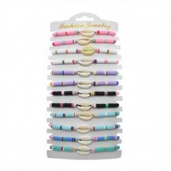Cowrie Shell Friendship Bracelets