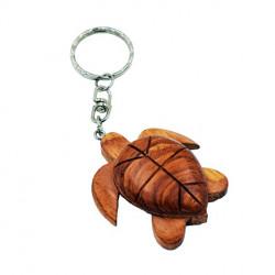Bayong Wood Turtle Key Chains