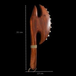 Hawaiian hand weapons