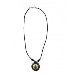 Coconut Pendant Necklace