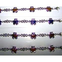 Teddy Bear Sparkling Bracelet/Anklet