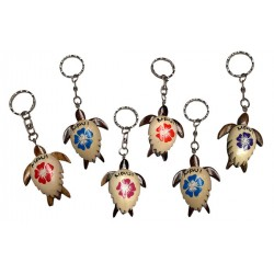 "MAUI"" Turtle Key Chain"""