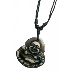 Buddah Pendant Necklace