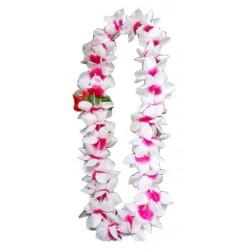 White & Pink Lei