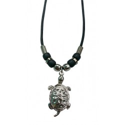 Turtle Pendant Necklace