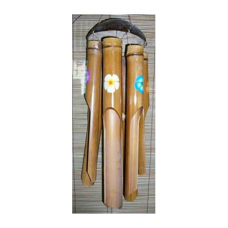 Bamboo Wind Charm
