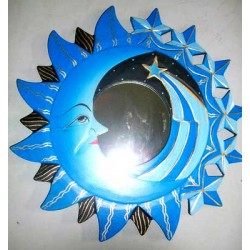 Moon & Star Mirror