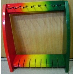 Rasta Display Rack
