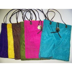 Organic fashion bag