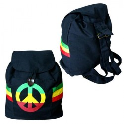 Rasta Back Pack