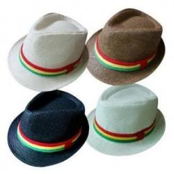 Rasta Hat Fedora