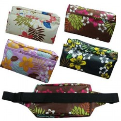 Aloha Print Fanny Packs