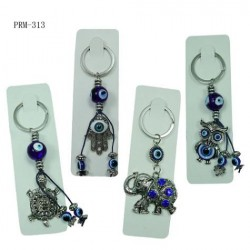 Eye Ball Motif Key Chain