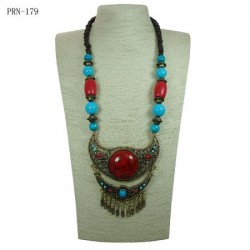 Red Antic Necklace