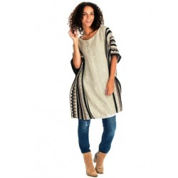 Women's Warm Sweater Poncho