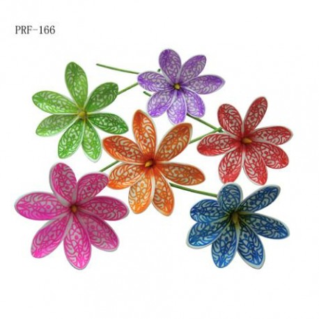 Tatoo Tiare Flower Hair Stick